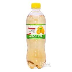 """Безалкогольный газированный напиток Arçalyk """"Лимонад"""", 0.5 лт"""