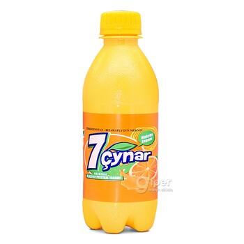 Gazlandyrylan içgi 7 Çynar klassyky pyrtykal tagamly, 0.25 L