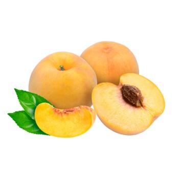 Персики местные желтые, 1 кг