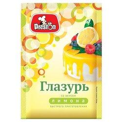 Глазурь с ароматом лимона Preston, 50 г