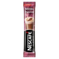 Кофе растворимый Nescafe Classic Coppuccino, 18 г