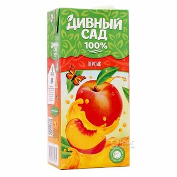 Дивный Сад Персиковый сокосодержащий напиток, 1 л