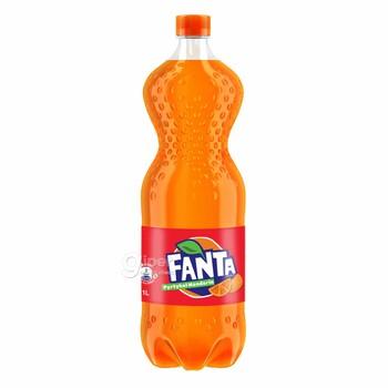 Газированный напиток Fanta Апельсин-Мандарин, 1 Л