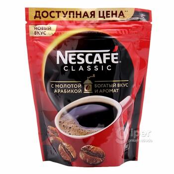 Кофе  Nescafe classic c молотой арабикой, 34 г
