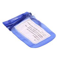 Водонепроницаемая сумка для мобильного телефона Love of Summer SY-801, синий