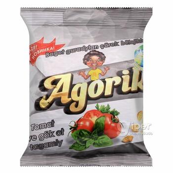 """Сухарики """"Agorik"""" со вкусом томата и зелени, 40 г"""
