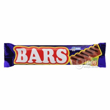 Батончик BARS со вкусом ореха, 8 г