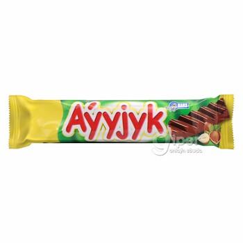 "Батончик BARS ""Aýyjyk"" со вкусом ореха, 8 г"