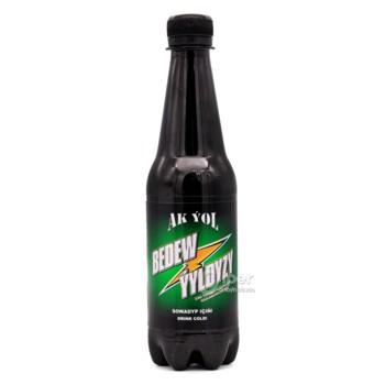 """Газированный напиток """"Ak Ýol"""" Bedew Ýyldyzy со вкусом Барбариса, 400 мл"""
