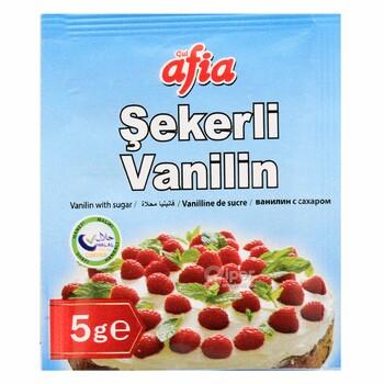 Afia Ванильный сахар, 5 г