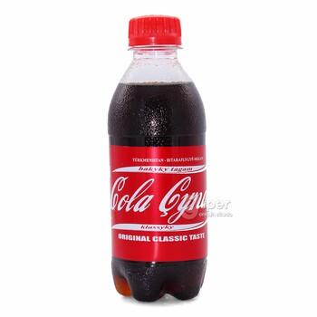 Газированный напиток Goşa Çynar Кола, 0.25 л