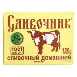 "Сливочный домашний маргарин ""Cливочник"" Халял, 150 г"