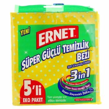 Ernet Ткань для чистки, 5 шт