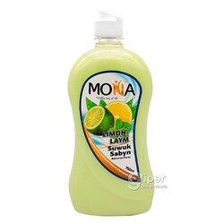 "Mona ""Лимон-лайм"" жидкое мыло, 750 мл"