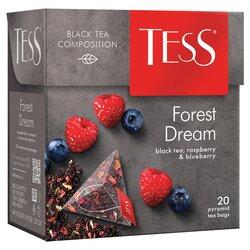 """Чай черный Tess """"Forest Dream"""" в пирамидках, 20 шт"""