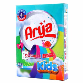 """Стиральный порошок """"Arýa"""" для стирки детского белья, 360 г"""