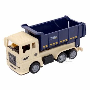 Игрушечная грузовая машинка 1:60 (2204A) 12 см