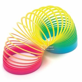 Игрушка-пружинка Rainbow