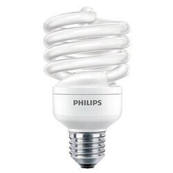 Лампа люминесцентная Philips Tornado E27 ES, 23Вт