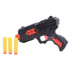 Игрушечный пистолет Absorbent Bomb Gun 2in1 M:138