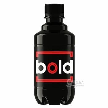 Газированный напиток Bold The Black Edition, 330 мл