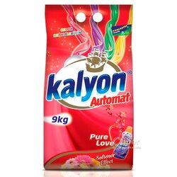 """Стиральный порошок Kalyon с кондиционером """"Pure Love"""" автомат, 9 кг"""