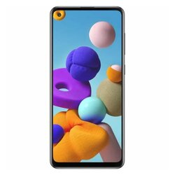 Смартфон Samsung Galaxy A21S (SM-A217F/DSN) 3/32 ГБ, Black