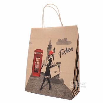 "Бумажный пакет ""Fashion"""