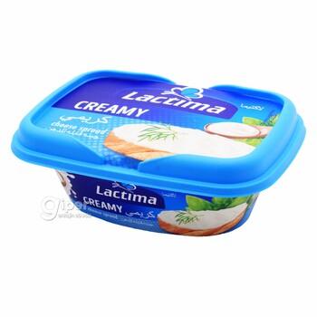 Плавленный Сыр Lactima Creamy, 150 г
