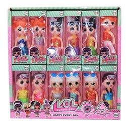 Маленькие куклы L.O.L. Surprise! JX831, 11 см, 1шт