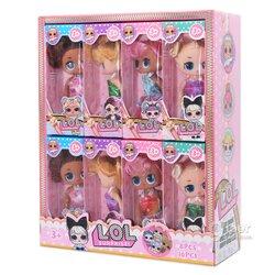 Маленькие куклы L.O.L. Surprise! JX1833, 11 см, 1шт