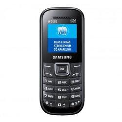 Мобильный телефон Samsung GT-E1205Y, Черный
