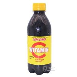 """Газированный напиток """"Goşa Çynar"""" со вкусом Лимонный-барбарис, 250 мл"""