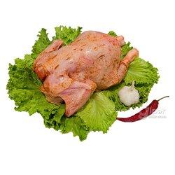 Курица табака (на мангал), 1500 г ± 150 г