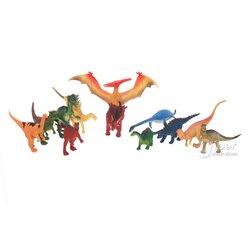 Игрушечные фигурки Динозавров, 12 видов