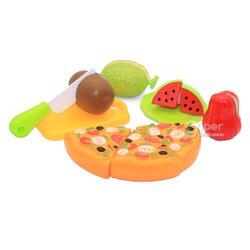 Пластиковая детская игрушка FRUIT CUT для резки фруктов