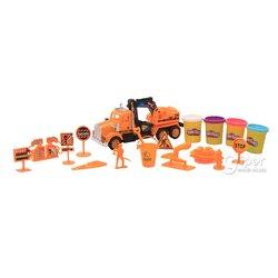Игрушечный набор Play-Toys WHEELS Пшеничная инженерия