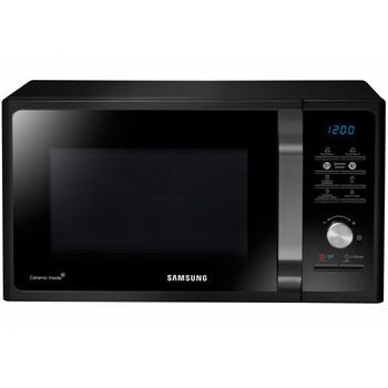 Микроволновая печь Samsung MS23F302TAK/BW, 23 л