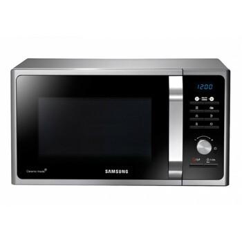 Микроволновая печь Samsung MS23F302TAS/BW,  23 л