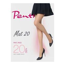 "Колготки ""Penti"" MAT 20, 20 den, black, размер S, 1630"