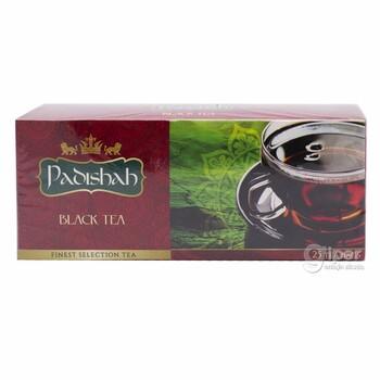 """Чай черный """"Padishah"""", 25 чайные пакетик"""