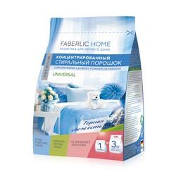 Стиральный порошок универсальный концентрированный «Горная свежесть» Faberlic Home, 30023, 800 гр