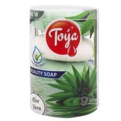 """Kosmetiki sabyn Toýa """"Aloe Vera"""", 460 g (4x115g)"""