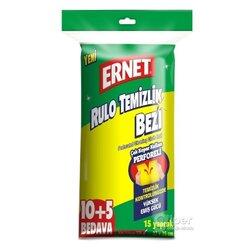 ERNET ткань для чистки, pулон, 15 листов