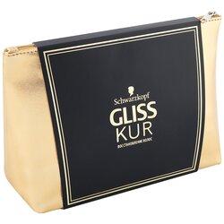 Набор подарочный Gliss Kur Oil Nutritive (шампунь + бальзам для волос + косметичка)