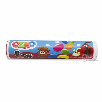 "OZMO ""Popsy"" цветное сахарное драже, 27 г"