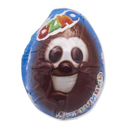 OZMO Яйцо молочный составной шоколад, 20 г