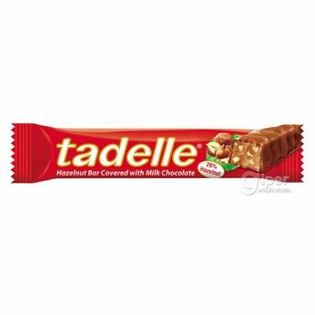 Tadelle Шоколад батончик из фундука , 30 г