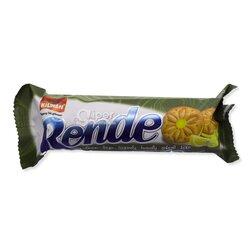 """Сахарное печенье с начинкой """"Rende"""" лимонно-лаймовым вкусом, 61 г"""
