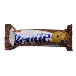 """Сахарное печенье с начинкой """"Rende"""" с шоколадным вкусом, 61 г"""
